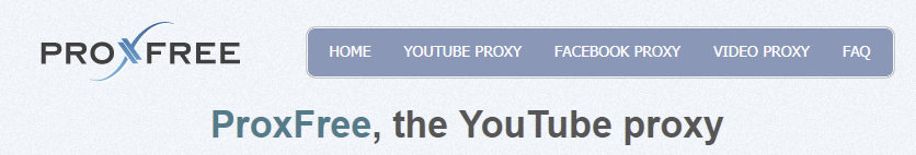 Unblock Youtube using Proxy